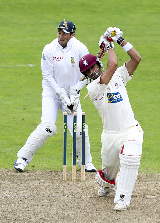Somerset v South Africa [Mark Boucher's retirement]