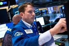 Stocks hit by Europe worries; Dow down triple digits
