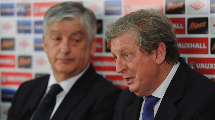 Roy Hodgson Announced As New England Manager