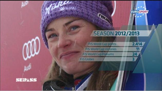 Alpine Skiing - Tina Maze on her amazing season