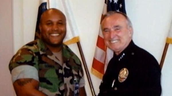 LAPD re-opening case that led to Dorner's firing