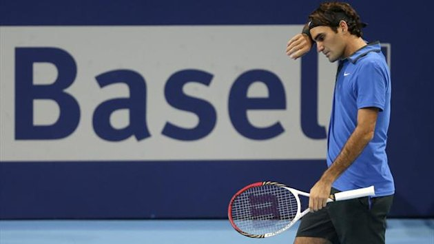 Roger Federer Basel