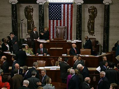 Congress Votes to Reopen Government
