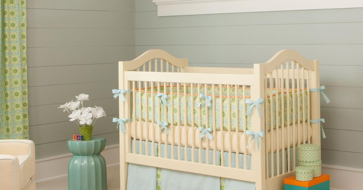 23 Cute and Fun Nursery Designs