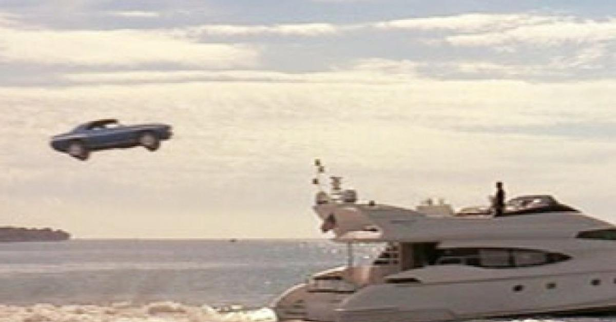 15 Movies That Defied Physics