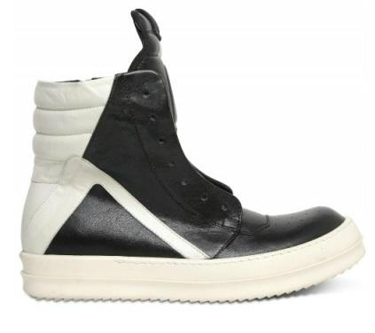 Rick Owens, $1,114. Yes, these sneakers are over one thousand dollars. No, I am not joking.