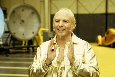 Mike Myers as Goldmember in New Line's Austin Powers in Goldmember