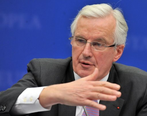 <p>A new banking supervision scheme for the European Union is necessary and feasible by the beginning of 2013, EU financial services commissioner Michel Barnier, pictured in 2010, said Saturday.</p>