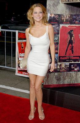 Jordan Ladd at the Los Angeles premiere of Dimension Films' Grindhouse