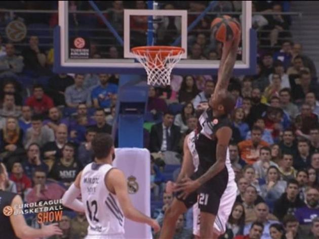 Euroleague Top 10 plays