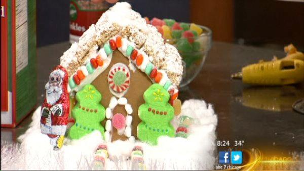 Make Your own Gingerbread House