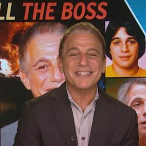 Tony Danza Gets Teary-Eyed Remembering 'Who's The Boss'
