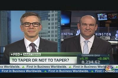 Should Markets Stop Worrying and Embrace the Taper?