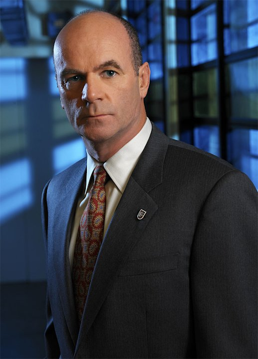 John Finn stars on the CBS Television Network's Cold Case Cold Case 