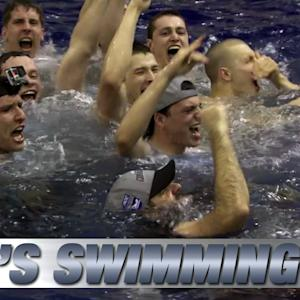 NC State Wins 2015 ACC Men's Swimming & Diving Championship