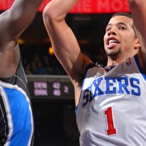Carter-Williams, Oladipo's Big Night