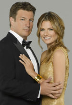 Nathan Fillion, Stana Katic | Photo Credits: Bob D'Amico/ABC