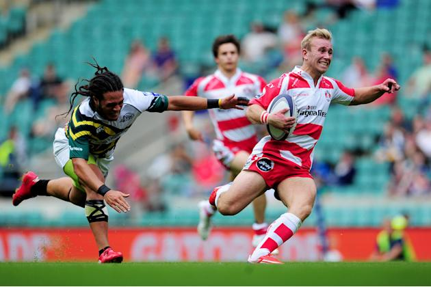 Rugby Union - 2013 World Club Sevens - Day Two - Twickenham Stadium