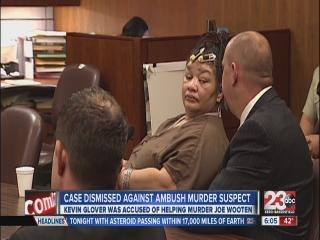 Case dismissed against ambush suspect