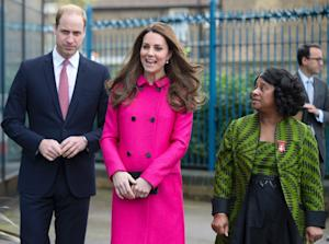 Prince William's wife Kate was admitted to hospital…