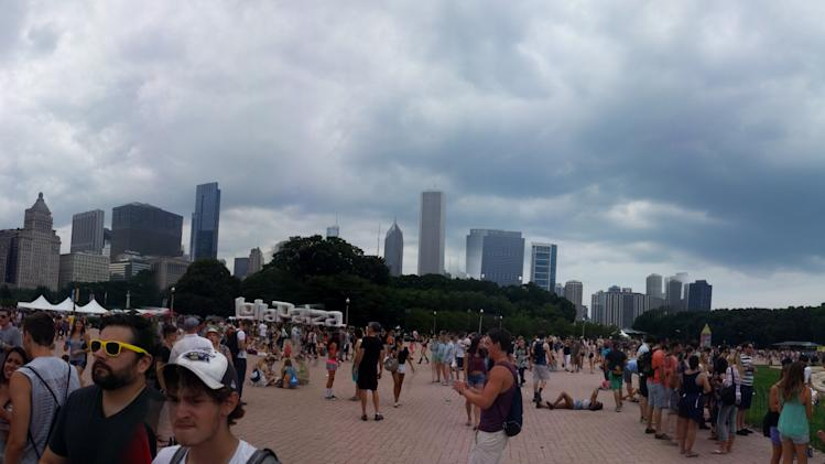 Lollapalooza 2013 Vs. Coachella: Behind the Scenes in Chicago