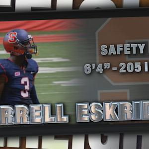 2014 Official Highlights | Syracuse S Durrell Eskridge