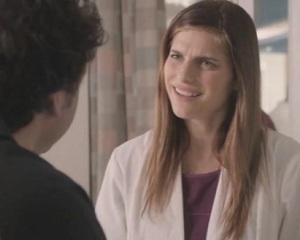 Exclusive Childrens Hospital Video: Lake Bell and David Krumholtz Make a 'Love' Connection