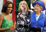 Lady Gaga plus puissante quElizabeth II mais moins que Michelle Obama