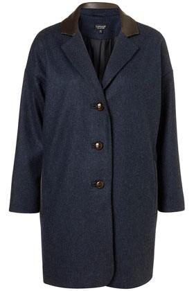 Over-sized Boyfriend Coat