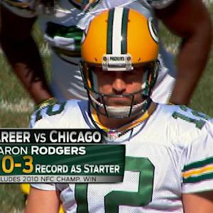 Week 4: Green Bay Packers quarterback Aaron Rodgers highlights
