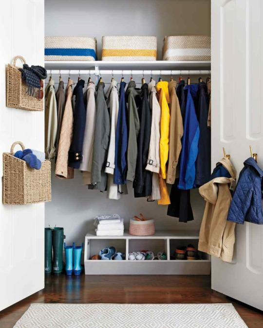 12 Organizing Tips to Tame Your Closet