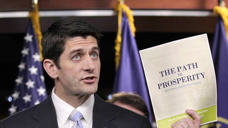 Ryan called stimulus wasteful, then sought funds