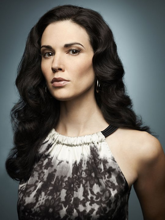 Laura Mennell stars as Nina Theroux in &quot;Alphas.&quot;