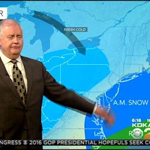 KDKA-TV Morning Forecast (2/26)