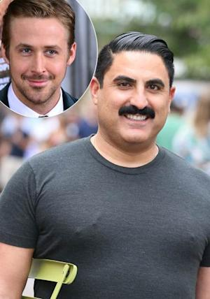 'Shahs of Sunset's' Reza Farahan / Ryan Gosling -- Getty Images