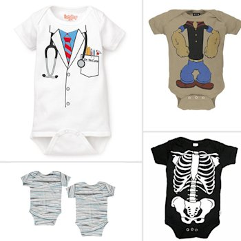 Cute Halloween Onesies for Babies