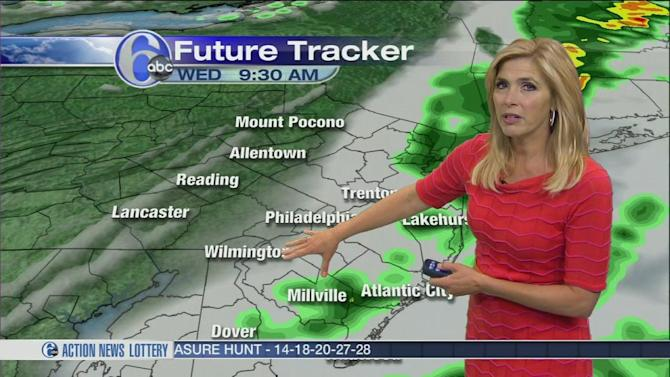 AccuWeather: Clouds To Sun