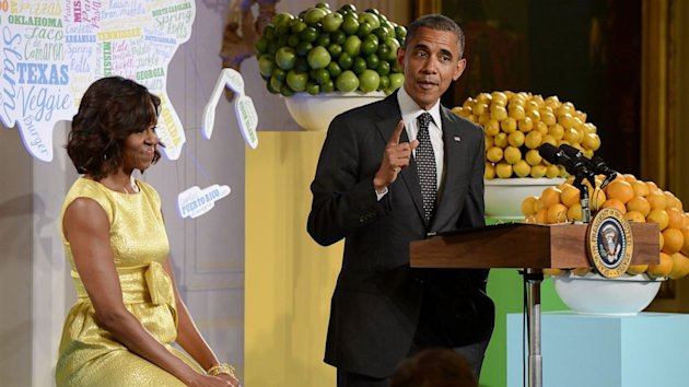 Obama's Favorite Food Quip Rekindles Broccoli Debate (ABC News)