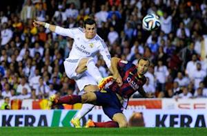 Barcelona 1-2 Real Madrid: Brilliant Bale breakaway heaps more misery on Martin's men