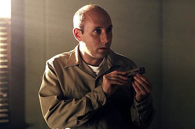 "Henry Weems (guest star Willie Garson) repeatedly beats the odds in ""The Goldberg Variation"" episode of Fox's The X-Files X-Files"