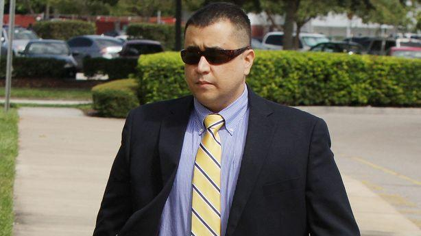 George Zimmerman Won't Be Taking Off His Ankle Bracelet
