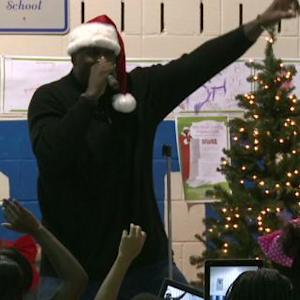 Inside the NBA: Shaq-a-Claus