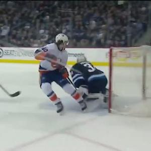 Michael Grabner races by Jets for OT winner