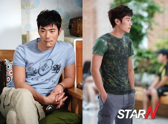 'Lovers of Haeundae' Kim Kang Woo's new photos revealed