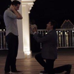 This Romantic Disney World Proposal Is A Great Start To Happily Ever After