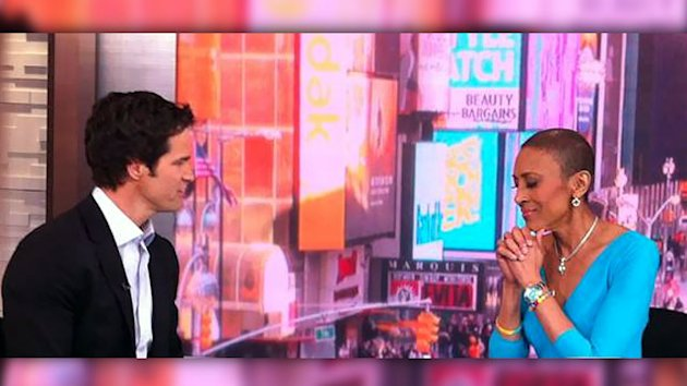 ET EXCLUSIVE: Robin Roberts: I Felt I Was Dying