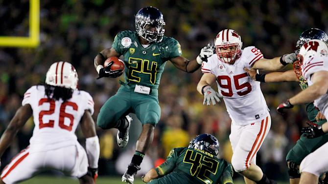 Rose Bowl Game presented by Vizio - Wisconsin v Oregon