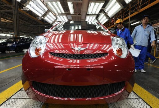 &lt;p&gt;Workers assemble one of the many car models at Chinese carmaker&#39;s Chery Automobile plant in Wuhu, east China&#39;s Anhui province, in 2011. Jaguar Land Rover (JLR) and China&#39;s Chery Automobile said Sunday they laid the foundation stone for a joint-venture plant in China to build JLR vehicles and new models in the world&#39;s biggest auto market.&lt;/p&gt;
