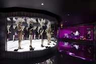 The 'Louis Vuitton - Marc Jacobs' exhibition at the Musée des Arts Décoratifs in Paris