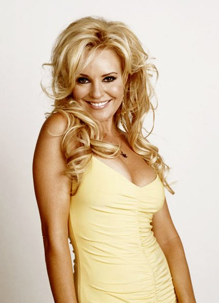 Bridget Marquardt stars in The Girls Next Door.